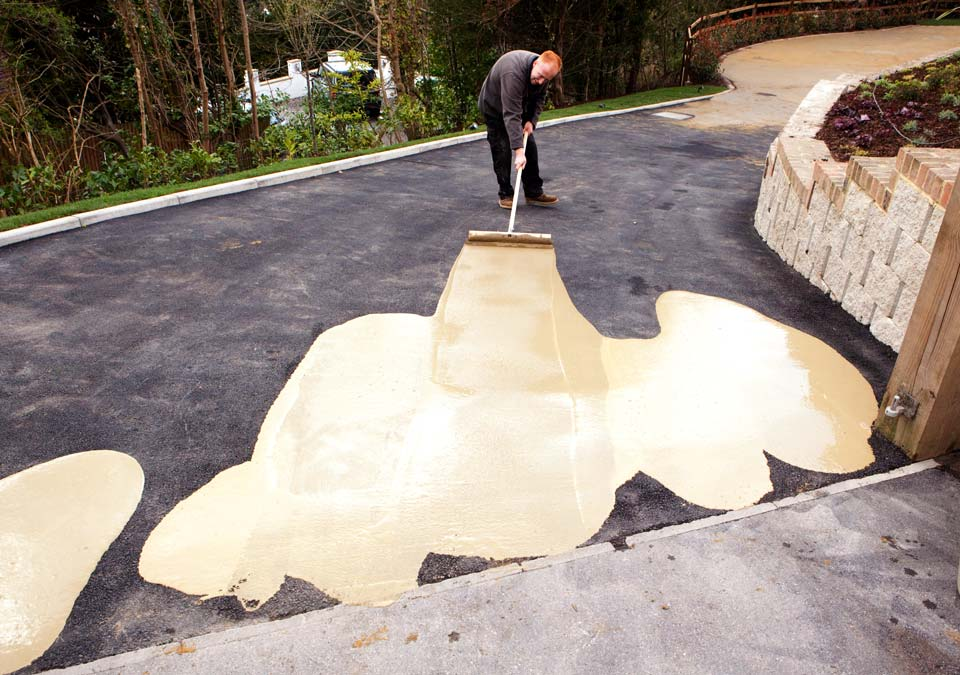 Learn how to lay resin driveways with resin drives trade solutioingenieria Images