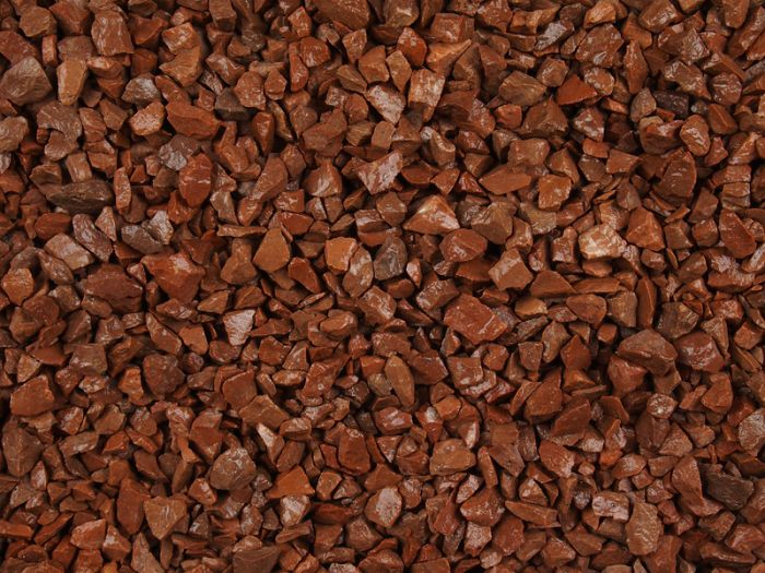 Colorado Red Granite : Red granite gravel mm resin drives trade