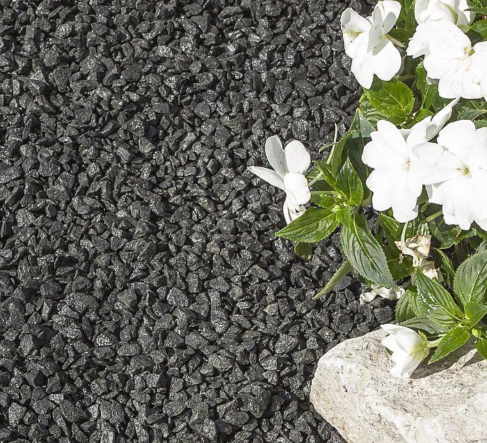 Charcoal Granite Gravel 10mm Resin Drives Trade
